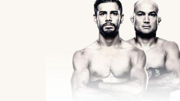 UFC Fight Night 103: Rodriguez vs. Penn – Matchkortet, Tiderna och Oddsen