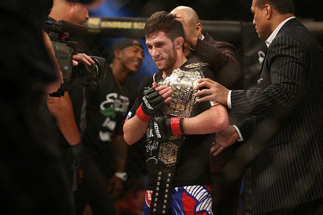 Obesegrade Magomed Bibulatov gör sin UFC-debut under UFC 210