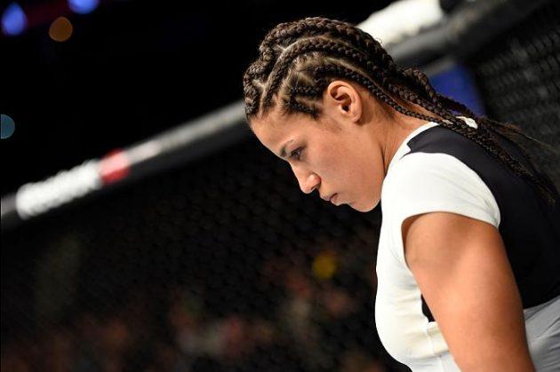 UFC on FOX 23: Julianna Peña och tre andra fighters avstängda i sex månader