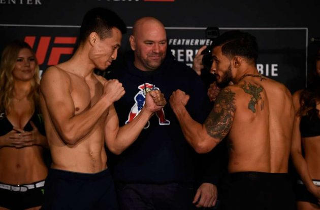Redaktionstipset med Ohmbet – UFC Fight Night 104: Bermudez vs. Korean Zombie