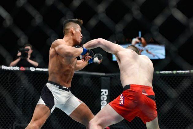 Ny match bokad till UFC London – obesegrade talangen återvänder