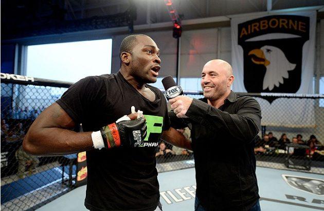 UFCs nya ranking: Derek Brunson tappar en placering medan Silva står kvar