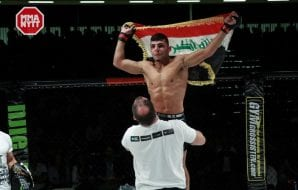 Amir Albazi BRAVE