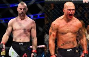 Donald Cerrone Robbie Lawler UFC 214 MMA UFC MMAnytt