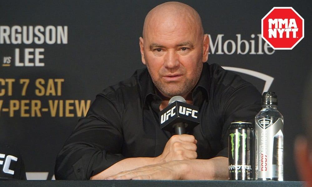 Askren Dana White UFC 229