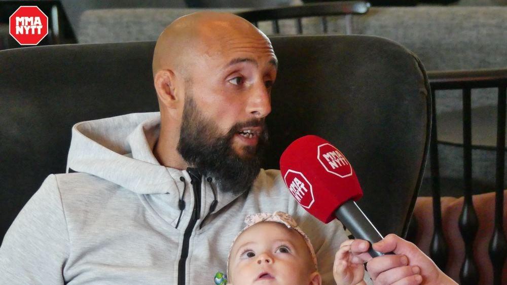 Martin Akhtar, MMAnytt, Bulldog Media Fight Night