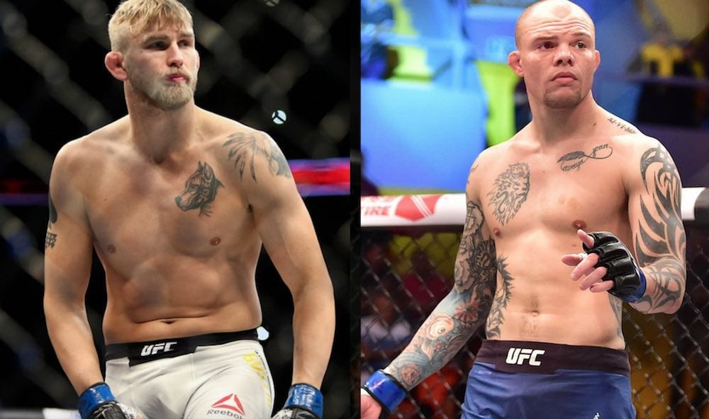 Alexander Gustafsson Anthony Smith
