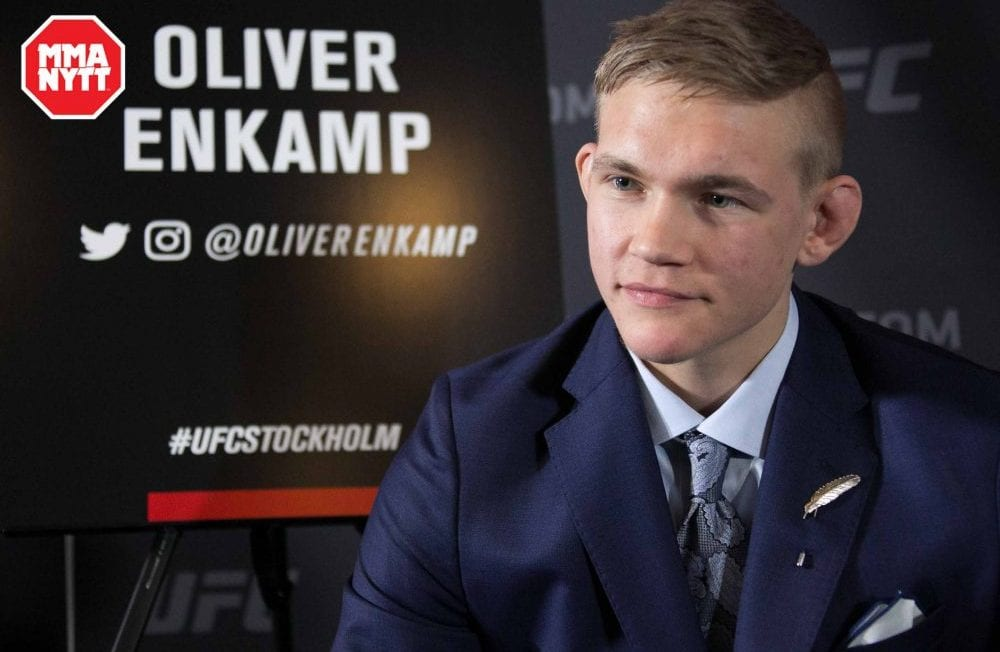 Oliver Enkamp Bellator
