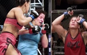 Pannie Kianzad Katharina Lehner The Ultimate Fighter TUF 28 Heavy Hitters UFC MMA WMMA MMAnytt