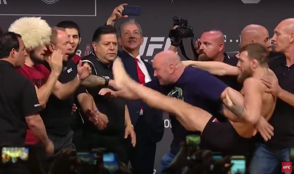 Staredowns UFC 229: Khabib vs. McGregor