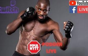 Sadibou Sy MMAnytt-podden