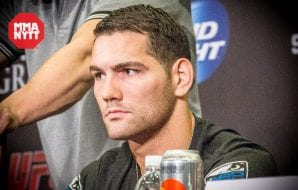 Exklusiv intervju med Chris Weidman