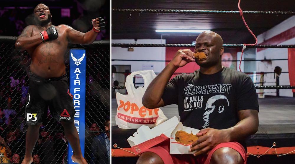 Derrick Lewis UFC 230 odds