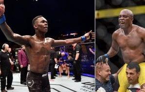 UFC 234: Israel Adesanya vs. Anderson Silva