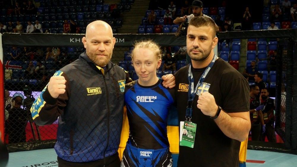 VM i MMA dag tre
