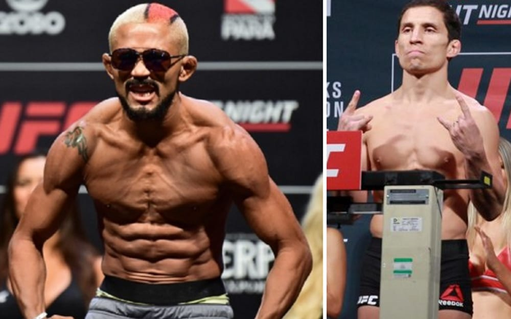 UFC 233: Joseph Benavidez