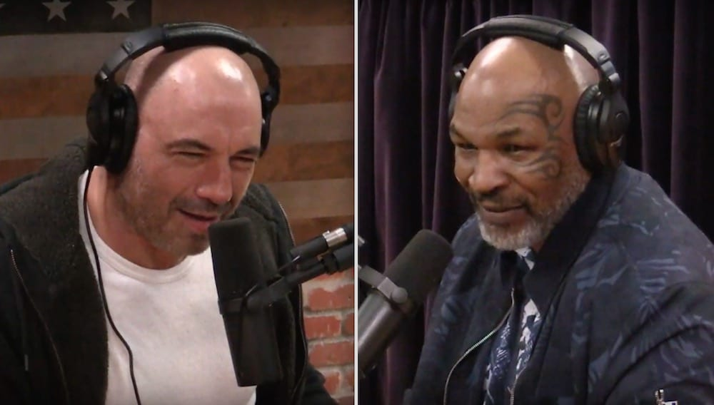Mike Tyson JRE