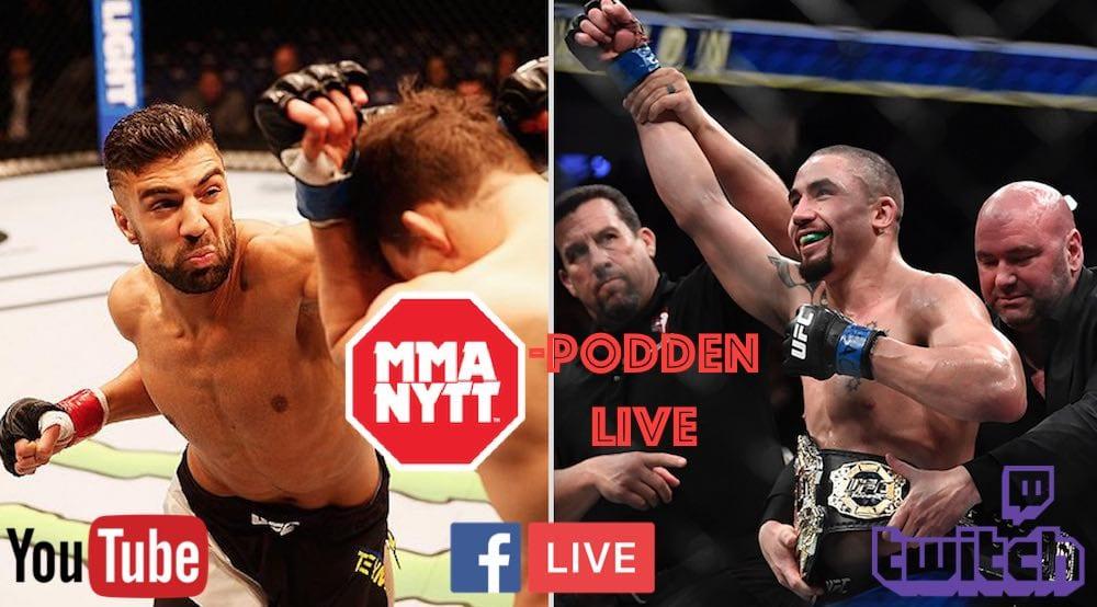 UFC Fortaleza UFC 234