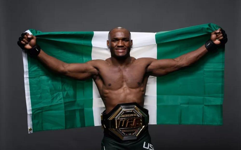 Kamaru Usman UFC 251 Jorge Masvidal MMA