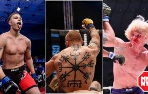 Svenska MMA-talanger