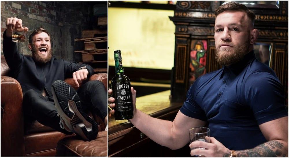 Conor McGregor Proper No. Twelve