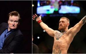 Conan O'Brien Conor McGregor
