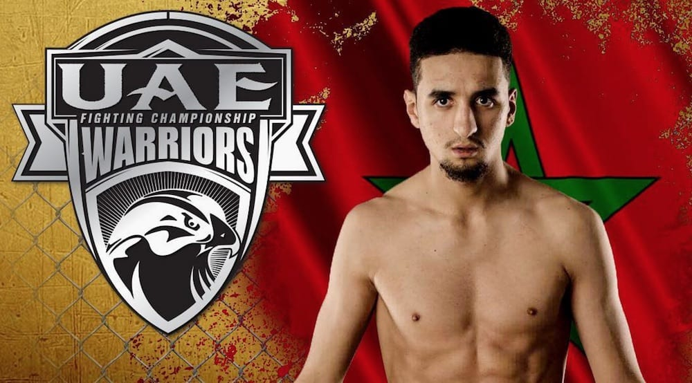 Hamza Bougamza UAE Warriors
