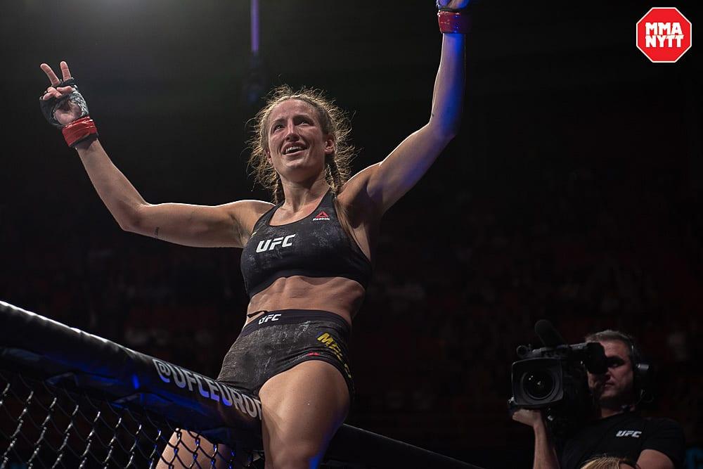 UFC MMA Brasilia Bea Malecki