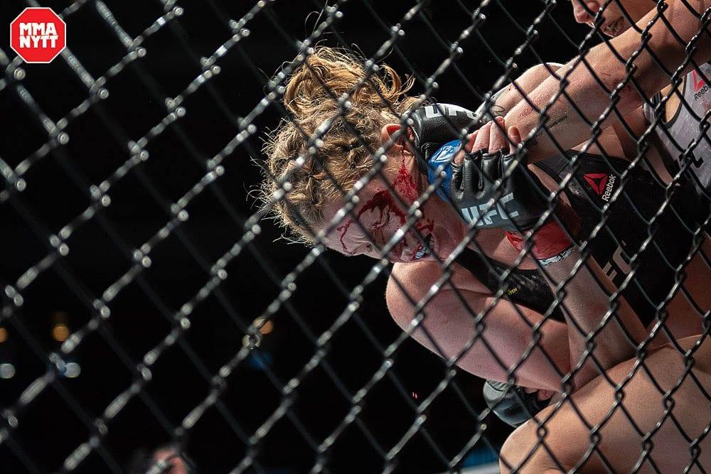 UFC Stockholm bilder