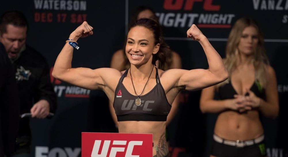 UFC Fight Night: Michelle Waterson vs. Angela Hill
