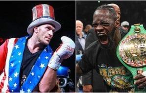 Deontay Wilder vs Tyson Fury (Sarah Stier-USA TODAY Sports)