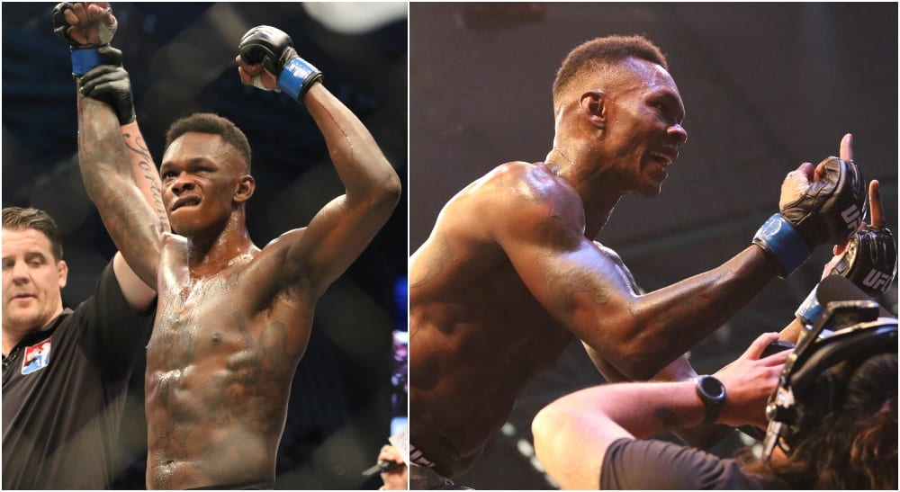 Israel Adesanya UFC