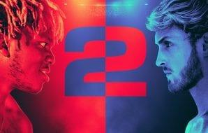 KSI vs Logan Paul 2 avgörs i natt