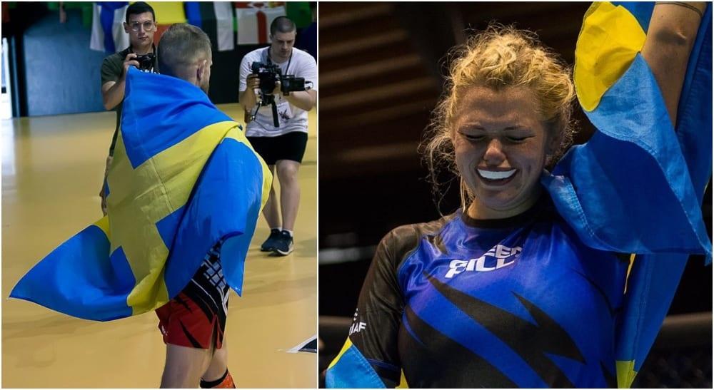 MMA-VM 2019: Matchschema och Resultat