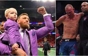 Conor McGregor / Donald Cerrone (© Kyle Terada-USA TODAY Sports / © Mark J. Rebilas-USA TODAY Sports)