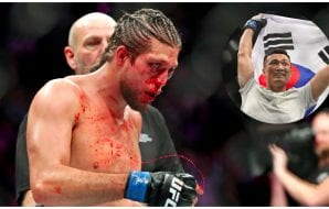 Brian Ortega © Tom Szczerbowski-USA TODAY Sports / Chan Sung Jung © Adam Hagy-USA TODAY Sports