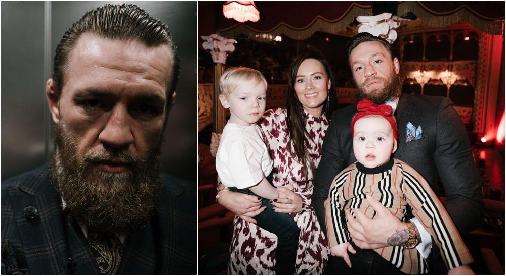 Conor McGregor (Via @thenotoriousmma)