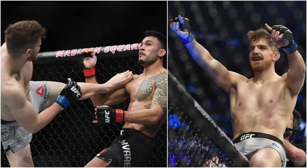 Edmen Shahbazyan UFC 248