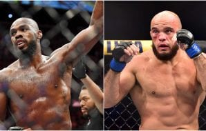 Jon Jones Ilir Latifi UFC MMA