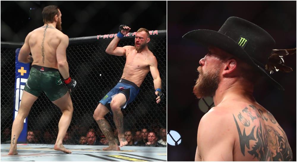 UFC 246 Conor McGregor MMA UFC