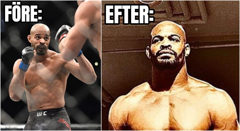 UFC David Branch MMA Doping