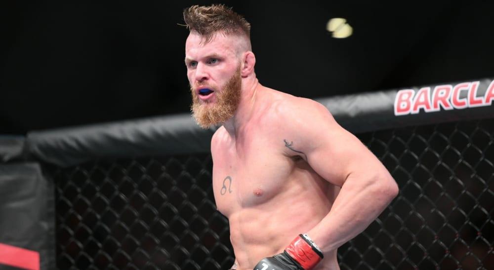Emil Meek UFC MMA UFC Auckland