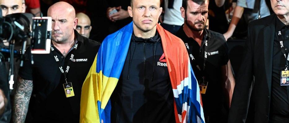Jack Hermansson Kelvin Gastelum UFC MMA