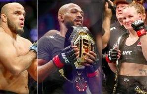 UFC 247 läkaravstängningar Jon Jones Ilir Latifi Valentina Shevchenko (© Thomas Shea-USA TODAY Sports)