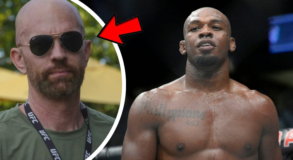 Jon Jones doping UFC MMA
