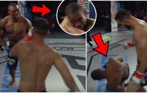 UFC MMA Karma Dominick Reyes