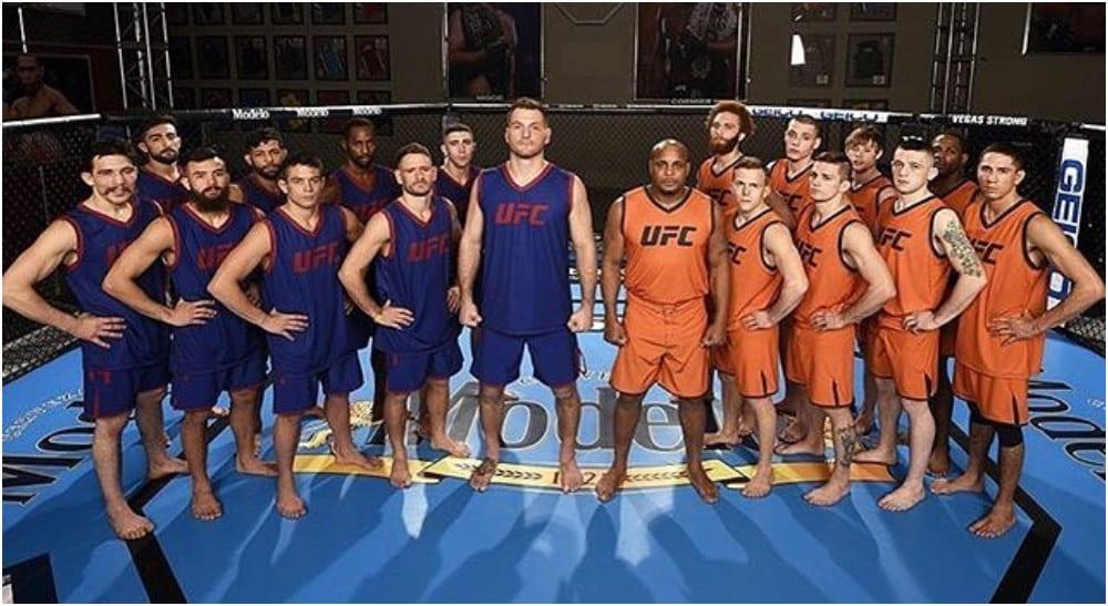UFC-kontrakt avslutade TUF 27-vinnaren