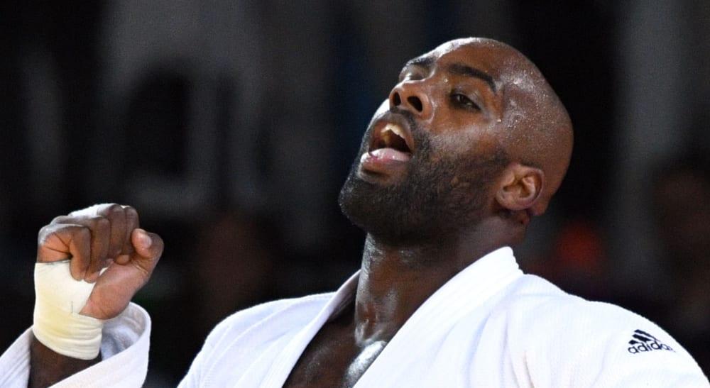 Teddy Riner judo mmanytt