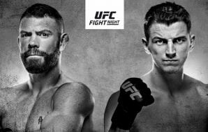 UFC Fight Night Felder vs Hooker resultat LIVE