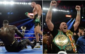 Wilder vs Fury 2 kronika boxning anthony Joshua